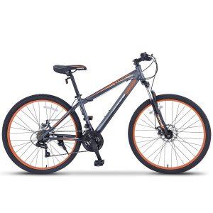 "ORKAN Mountain Bike Shimano Hybrid Bike 27.5"""