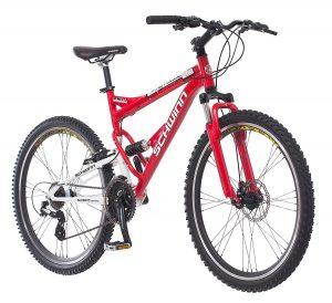 Schwinn Protocol 1.0 Men's Dual-Suspension Mountain Bike (26-Inch)