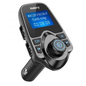 FM Transmitter, Wireless Bluetooth FM Transmitter Car Receiver