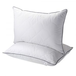 Set of 2 FDA registered Pillows specially designed by Sable for Sleeping