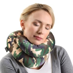 BCOZZY Travel Pillow to support your chin