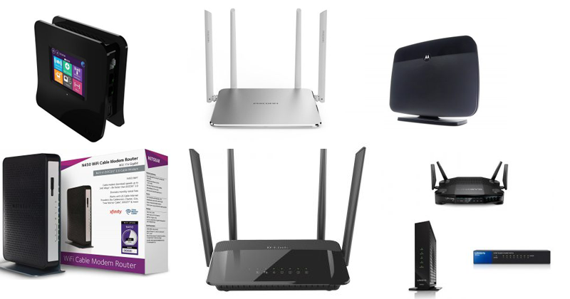 top 10 best wireless routers 2018 best list product. Black Bedroom Furniture Sets. Home Design Ideas