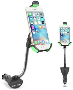 Car Mount, EnergyPal HC84K Car Smartphone Holder