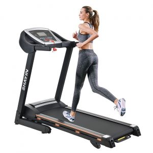Treadmill Portable Folding Running