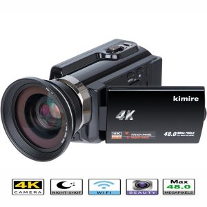 4K Kimire Ultra HD Camera
