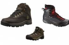 Top 10 Best Hiking Boots for Men 2019