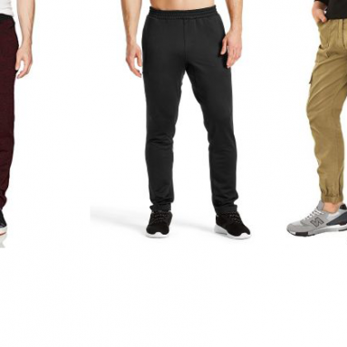 Top 10 Best joggers pants for men 2018