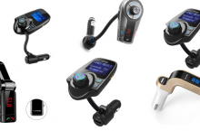 Top 10 Best Bluetooth FM Transmitter 2019