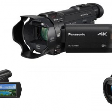 The 10 Best 4k Camcorders for 2018
