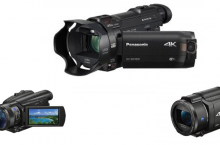 The 10 Best 4k Camcorders for 2019