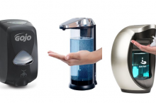 Top 10 Best Automatic Soap Dispensers 2019