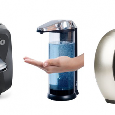 Top 10 Best Automatic Soap Dispensers