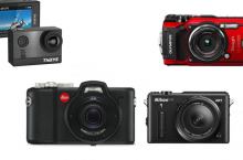 Top 10 Best Waterproof Cameras of 2019